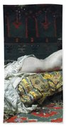 Odalisque Bath Towel