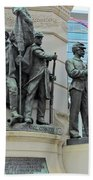 Of Soldiers And Sailors Bath Towel