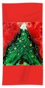 Oh Christmas Tree Bath Towel