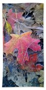 Autumn Color Bath Towel