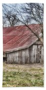 Old Barn Bath Towel