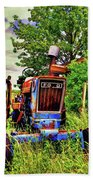 Old Ford Tractor Bath Towel