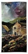 Old Houses 5648 Bath Towel