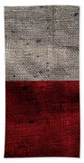Old Lone Star Flag Hand Towel