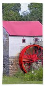 Old Mill Of Guilford Squared Bath Towel