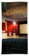 Old Theater Interior 1 Bath Towel