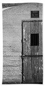 Old Town Jail Bath Towel