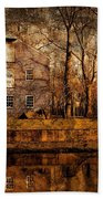 Old Village - Allaire State Park Bath Towel