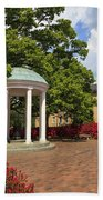 Old Well At Chapel Hill Bath Towel
