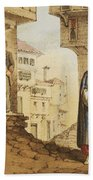 Oldmixon, John Gleanings From Piccadilly To Pera. Bath Towel