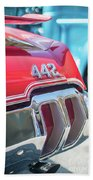 Olds 442 Classic Car Hand Towel