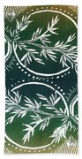 Olive Branch Bath Towel
