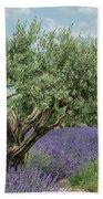 Olive Trees Of Provence Bath Towel