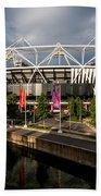 Olympic Stadium Bath Towel