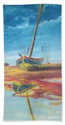 On The Shore Bath Towel