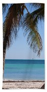 Open Beach View Bath Towel