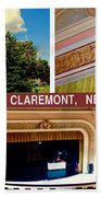 Opera House Claremont Nh Hand Towel