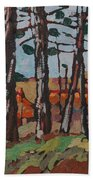 Opinicon November Forest Hand Towel