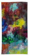 Opt.68.15 Dreaming With Music Bath Towel