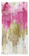 Opulence Rose Bath Towel
