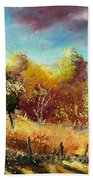 Orchard Hand Towel