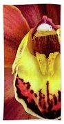 Orchid Queen Bath Towel
