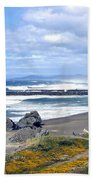 Oregon Coast Bath Towel