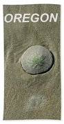 Oregon Sand Dollar Hand Towel