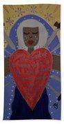 Our Lady Of Sorrows Bath Sheet