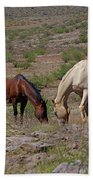 Out In The Open Range Bath Towel