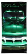 Out Of The Shadows - 51 F100 Ford  Bath Towel