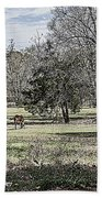 Out To Pasture Bath Towel