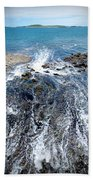 Out To Sea Bath Towel