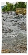 Over Natures Dam Bath Towel