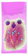 Owl 1 Bath Towel