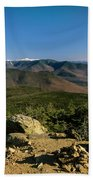 Owls Head - Pemigewasset Wilderness New Hampshire Bath Towel