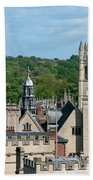 Oxford Tower View Bath Towel