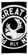 Pacific Great Eastern Hand Towel