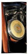 Packard Steering Wheel Bath Towel
