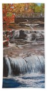Paine Falls Bath Towel
