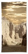 Painted Canyon Trail Bath Towel