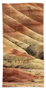 Painted Hills Textures Bath Towel