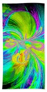 Painted Illusion Hand Towel