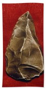 Paleolithic Tools Hand Towel