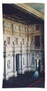 Palladio: Teatro Olimpico Bath Towel