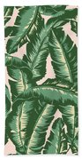 Palm Print Hand Towel