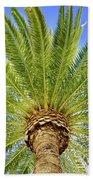 Palm Tree Bath Towel