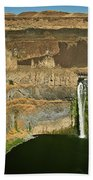 Palouse Falls Bath Towel