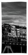 Pan Am Railways 618 616 609 Bath Towel