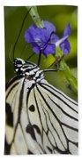 Paper Kite Butterfly Bath Towel
